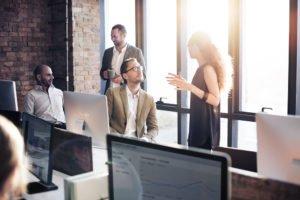 Meeting von Cubetribe Kunden