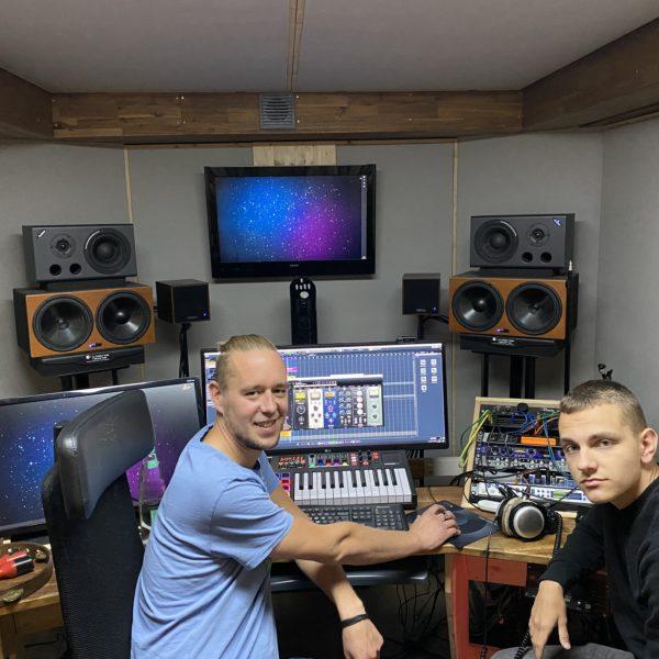Ausbildung im Cubetribe Tonstudio